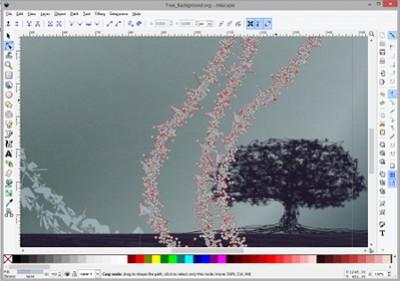 inkscape-スクリーンショット
