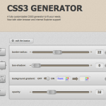 CSS3-Generator-By-Peter-Funk-&-Eric-Hoffman