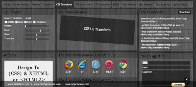 css3.0-maker