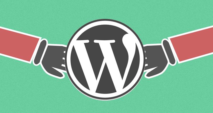 WordPressを召し上がれのイメージ